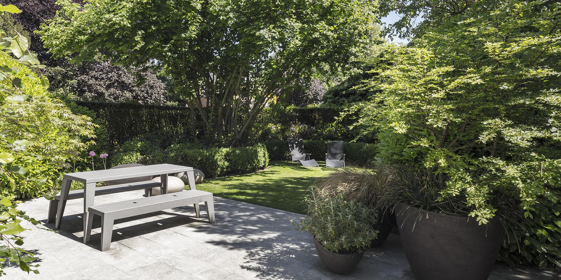 Duo Verde gardens
